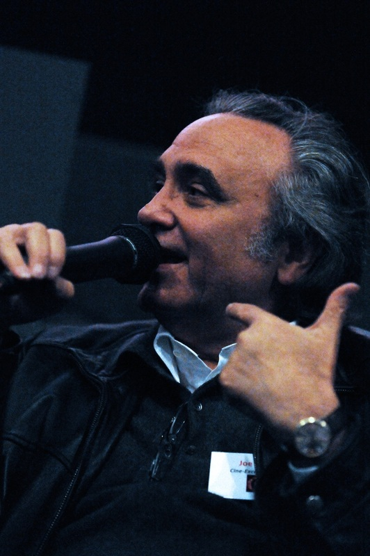 Joe Dante interviewed at Cine-Excess IV.